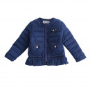 Clothes for children and babies - coat with steeri