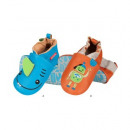 Children and baby clothes - baby slippers with app