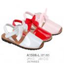 Großhandel Fashion & Accessoires: Kleidung für  Kinder und Babys - Leder Sandale Typ