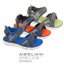 Children and baby clothes - sandals sport style pl