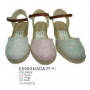 Children and baby clothes - espadrilles buckle clo