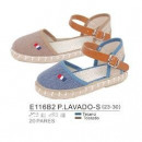 Children and babies clothing - open espadrilles