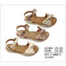 Children and baby clothes - flat sandals extr loop