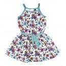 Ropa de niños y bebés - flowers vestido niña