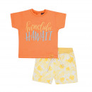 Children and baby clothes - summer love baby set