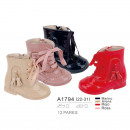 Children and baby clothes - booties acharolados cl
