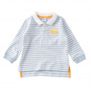 vêtements pour enfants et bébés - Polo rayé avec p