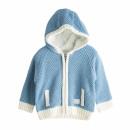 Ropa de niños y bebés - chaqueta de punto forrada