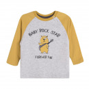 Children and baby clothes - baby rock star shirt