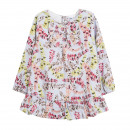 Children and babies clothing - dress with incorpor