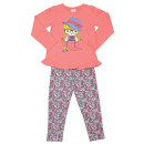 Children and baby clothes - leggins girl set