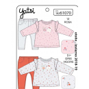 Children and baby clothes - 2 piece interlock trac