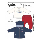 Clothes for children and babies - cjto. 3 pieces.