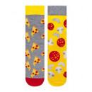Ropa de niños y bebés - calcetines estampado pizza