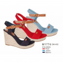 Children and baby clothes - wedge platform sandal