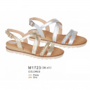 Children and baby clothes - wedge light sandal