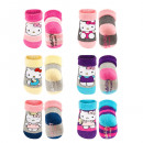 Children and baby clothes - hello kitt baby socks