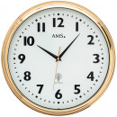 Großhandel Home & Living:Wanduhr AMS 5963