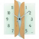 Wall Clock AMS 9214/18