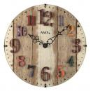 Wall Clock AMS 9423