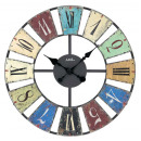 groothandel Home & Living:Wall Clock AMS 9465