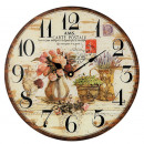 groothandel Home & Living:Wall Clock AMS 9466