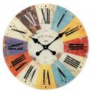 groothandel Home & Living:Wall Clock AMS 9467