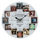 mayorista Casa y decoración:Reloj de pared AMS 9470
