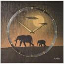 Clock AMS 9523