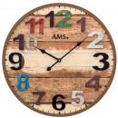 grossiste Maison et habitat:Horloge AMS 9539