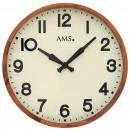 grossiste Maison et habitat:Horloge murale AMS 5535