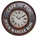Orologio antico PRINCIPALE 17783 Cafe du Parc
