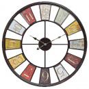 grossiste Horloges & Reveils: Horloge murale antique HOME 20544