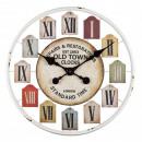 grossiste Maison et habitat: Horloge Antique HOME 7302
