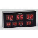 Wall Clock Atlanta 1139