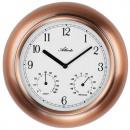 Wall Clock Atlanta 4446