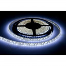 Großhandel Lichterketten: 3528 LED Streifen  120LED / m sil IP65 (Cool White)