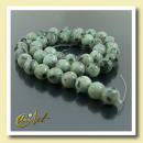 Großhandel Beads & Charms: Jaspe Garnkugeln African Blue 10 mm
