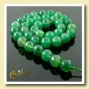 ingrosso Gioielli & Orologi: agata verde 10 mm  sfaccettate - nastri palle
