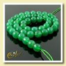 ingrosso Gioielli & Orologi: sfaccettato agata  verde 8 mm - strisce palle