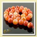 Großhandel Beads & Charms: Karneol facettiert Perlen 12mm