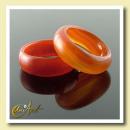 ingrosso Anelli: larghezza  dell'anello Corniola