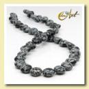 groothandel Sieraden & horloges: Strip sneeuwvlok obsidiaan - Linze