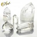 Crystal Quartz Tips - 100 grams