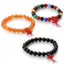 ingrosso Beads & Charms: Bracciale tibetano - Mala