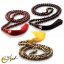 ingrosso Beads & Charms: Jasper in Japa Mala 8 millimetri
