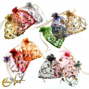 wholesale Business Equipment: 100 organza bags 9 x 12 cm