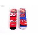 wholesale Licensed Products: Children socks 3-pack Cars 19/22 - 31/34