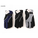 Men 's fleece ski boot