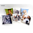 wholesale Home & Living: Pillows animal motif about 40 x 40 cm